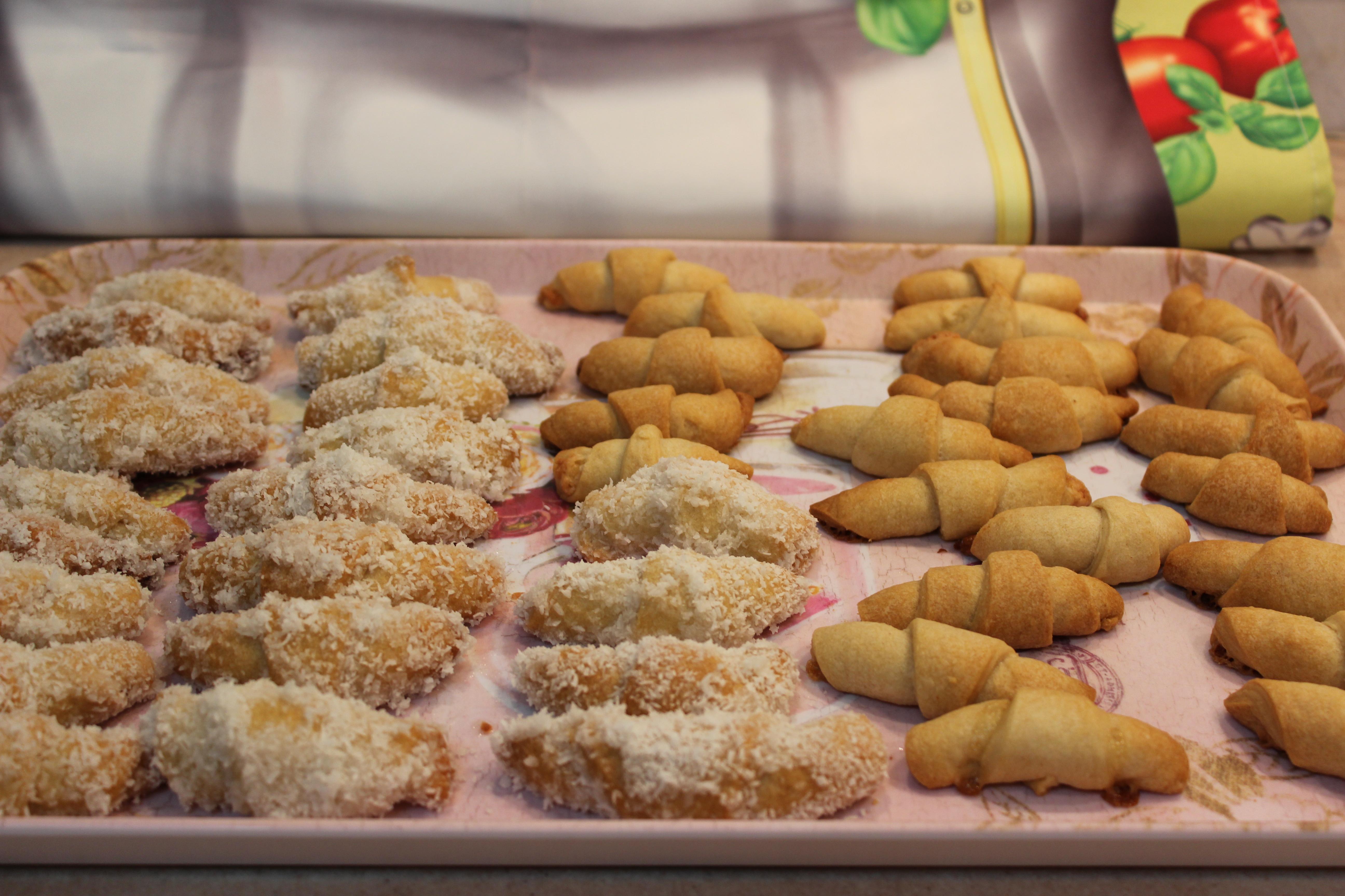 עוגיות תוניסאיות