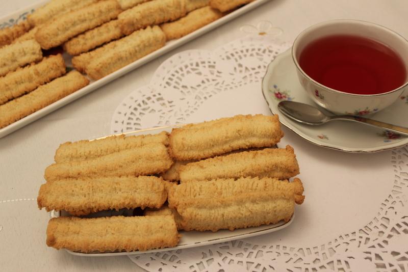 עוגיות תה