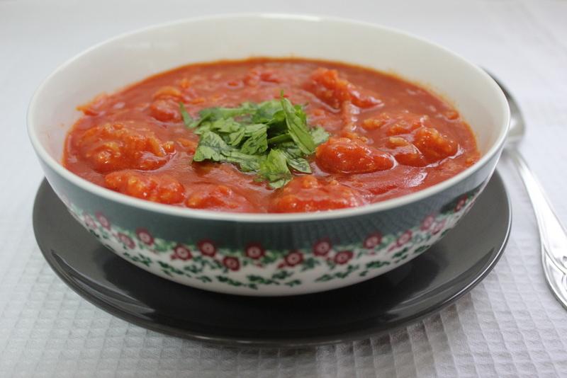 מרק עגבניות של רחל