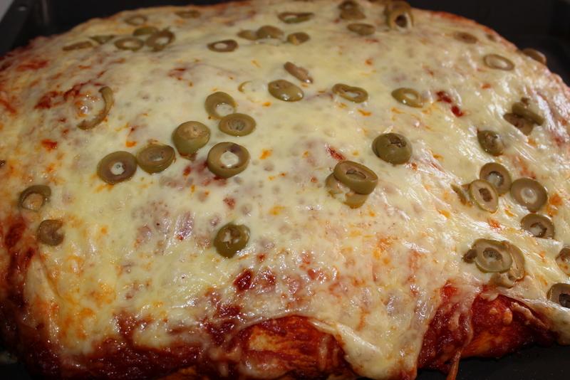 פיצה של ריקי