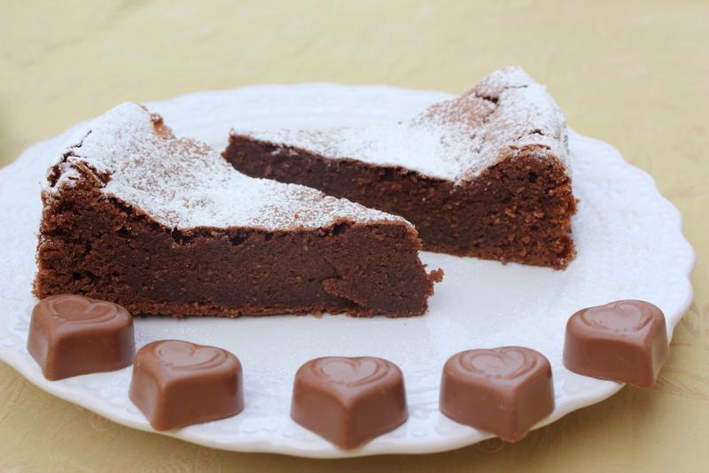 עוגת שוקולד הכי טעימה לפסח