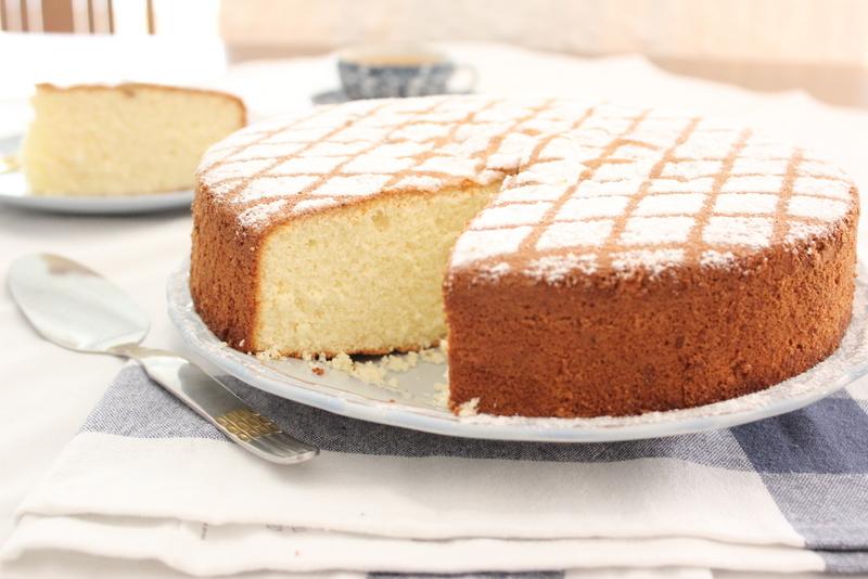 עוגת טורט לימונית