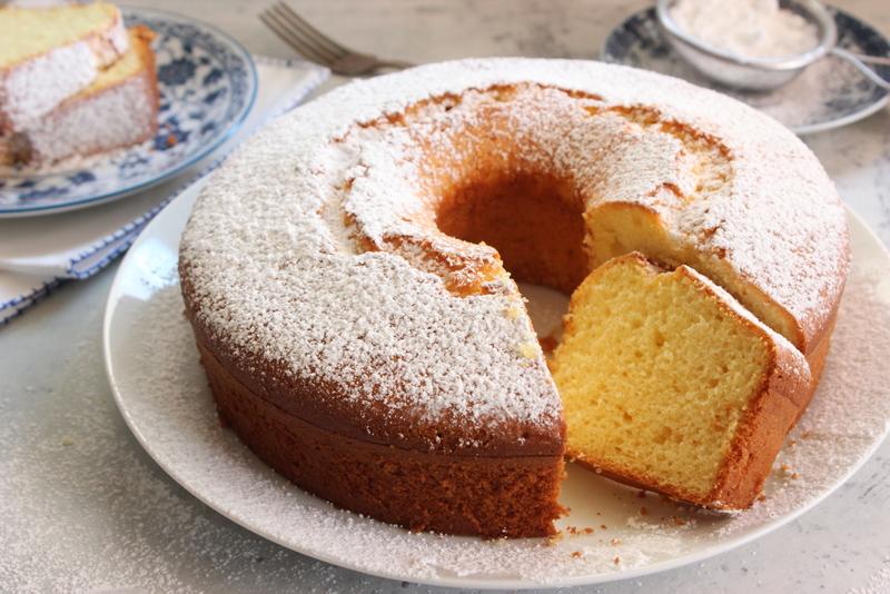 עוגת מיץ תפוזים של מרים