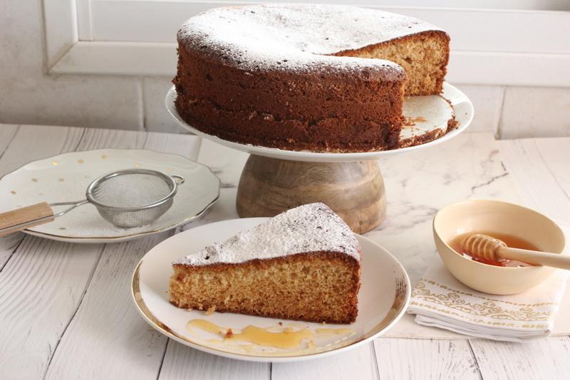 עוגת תופין דבש נהדרת